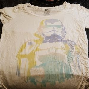 NWOT LG Fifth Sun Star Wars Stormtrooper Tee